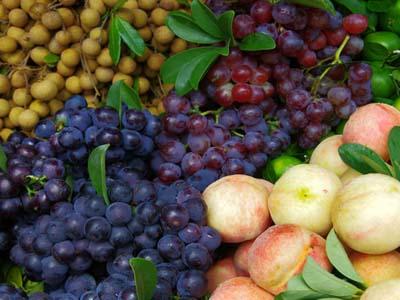 雨水拖后腿 今年中秋节前水果消费有些