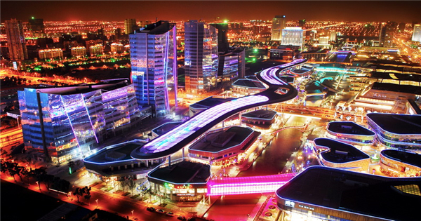 【探寻园区文化地图第九篇】圆融:城市让生活更美好
